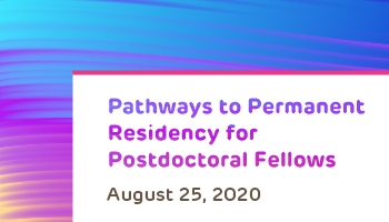 Pathways to Permanent Residency for Postdoctoral Fellows