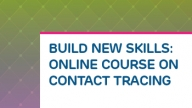 Contact Tracing Course